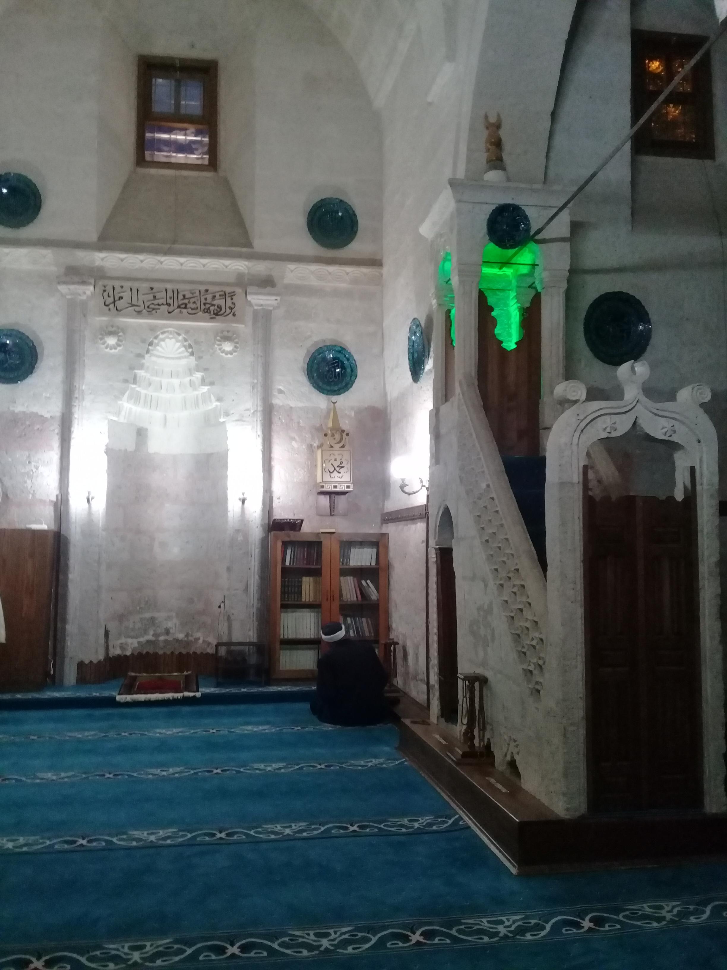 Merkez Mustafa Aga Camii Mosque, Urgup