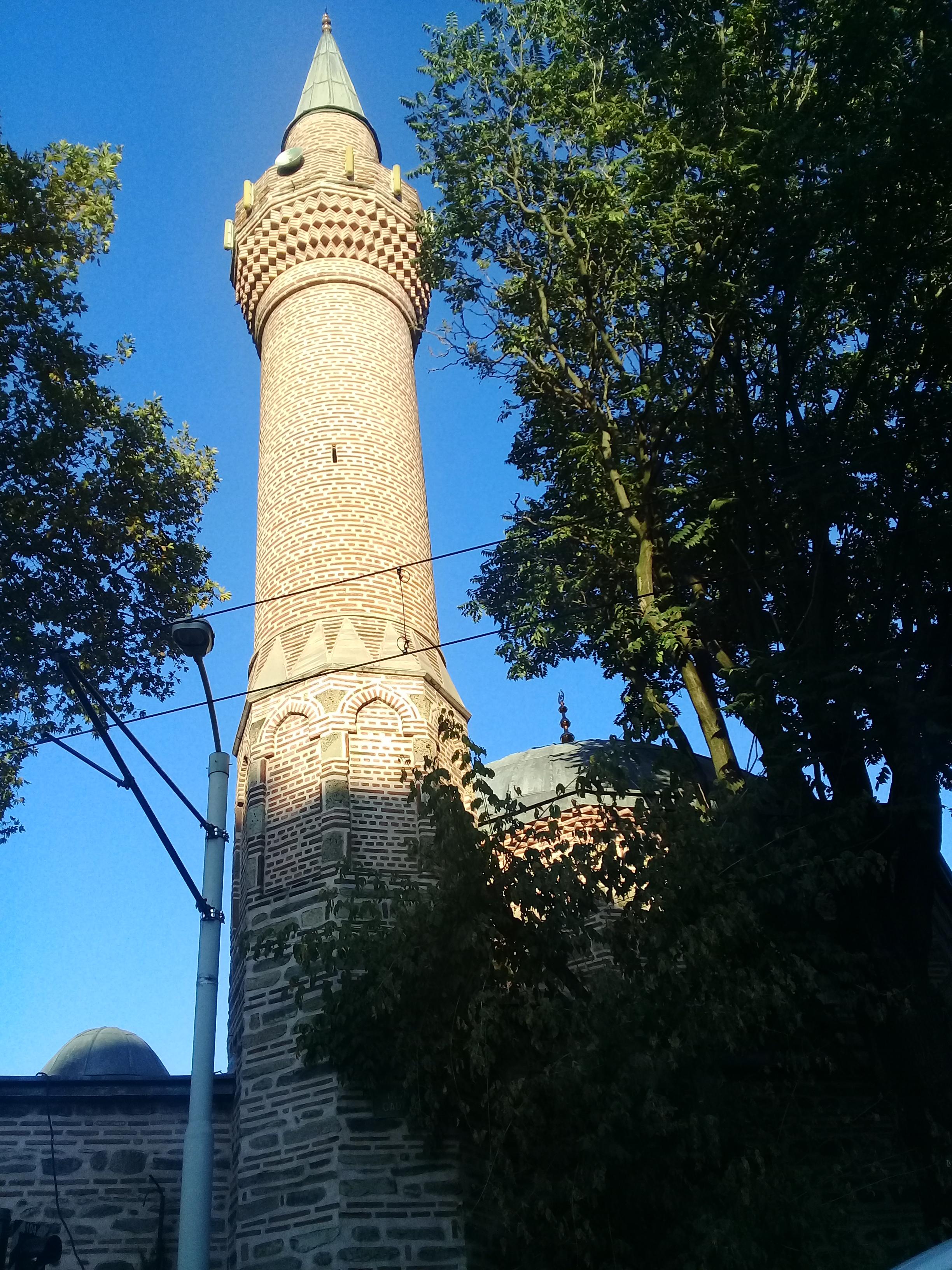 Ottoman Era Mosque near Koza Haan