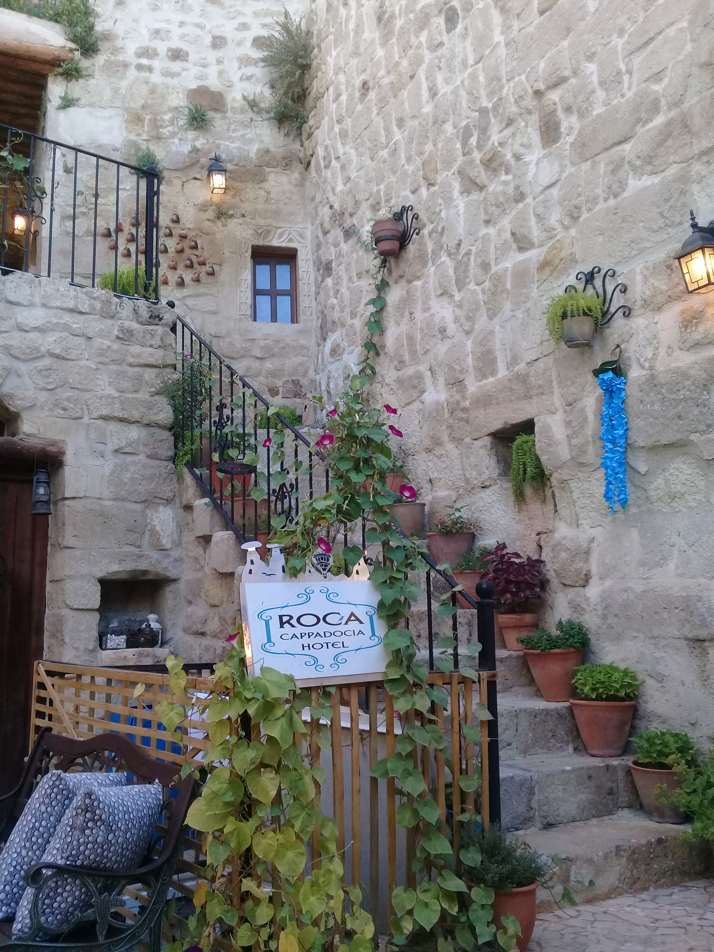 Roca Cappdocia Cave Hotel, Urgup